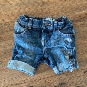 Genuine kids from Oshkosh Jean shorts 12m